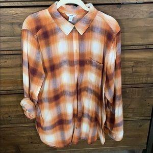 Women's Button Down Shirt